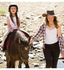 Actividades de granja + Paseo en poni o caballo (Orense)