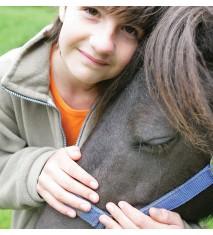 Actividades de granja + Paseo en poni o caballo (León)
