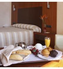 Hotel Montera Plaza **** + Cena