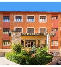 Hotel Isabel de Segura ***