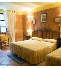 Hotel Rural Soterraña***