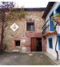 Hospedería El Zorzal + Visita guiada a Albarracín