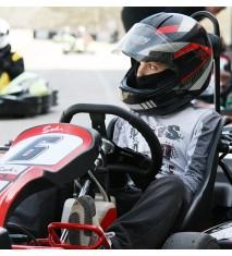 Karting familiar al aire libre