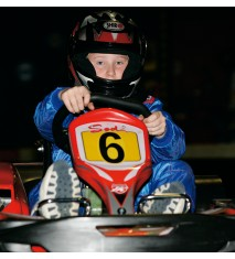 Cumpleaños en karting