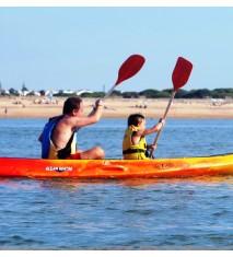 Ruta en kayak por las Marismas