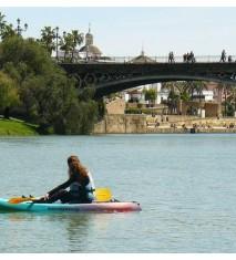 Ruta en kayak por Sevilla