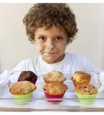 Kit cupcakes para hacer en casa
