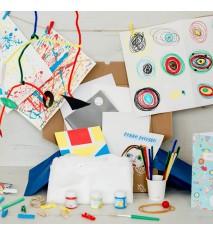 Arte moderno - Kit creativo
