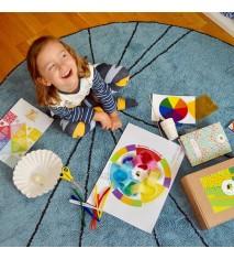 Agua y colores - Kit creativo