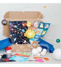 Sistema solar y constelaciones - Kit creativo