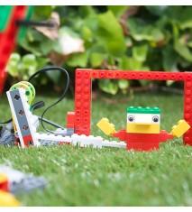 Taller de robótica en familia con LEGO® WeDo (Madrid)