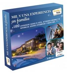 Mil y una experiencia en familia