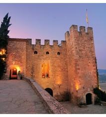Montsonís Medieval Resort   Visita guiada al Castillo de Montsonís