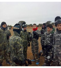 Paintball el Disparate