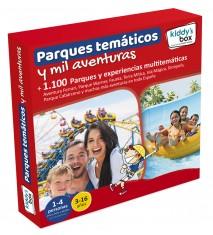 Parques temáticos y mil aventuras