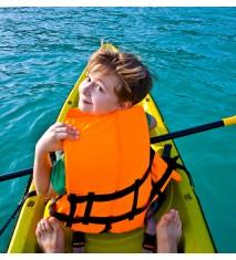 Kayak familiar en la Costa Dorada