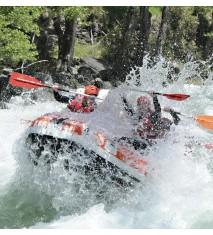Rafting 14 km + Barranco acuático