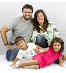 Mini sesión fotográfica familiar (Cantabria)