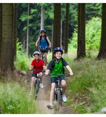 Ruta en bicicleta de montaña