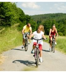Ruta en bicicleta de montaña por el Pirineo