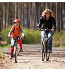 Ruta en bicicleta por la vía verde del Valle de Zafán