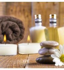 Masaje chocolaterapia y masaje craneoencefálico