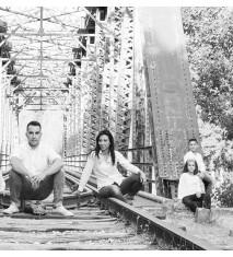 Sesión fotográfica familiar (Soria)