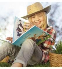 Crea un cuento infantil personalizado (Ávila)