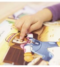 Crea un cuento infantil personalizado (Valladolid)