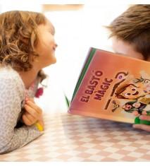 Crea un cuento infantil personalizado (Ciudad Real)
