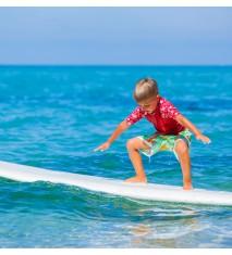 Descubre el surf o el paddle surf