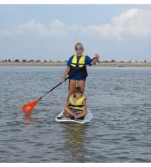 Paddle surf por Cádiz