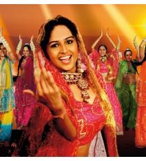Taller de Bollywood en familia