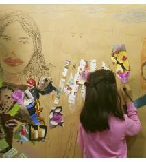 ¡Aprende a hacer murales gigantes el día de tu cumple!