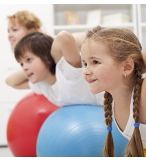 Pilates para niños/as