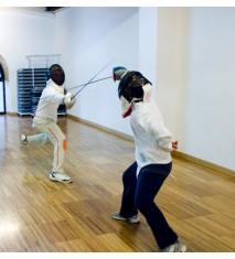 Técnicas de caballero medieval: curso intensivo de esgrima (Girona)