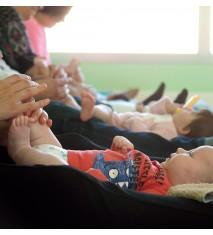 Taller de masaje infantil (Madrid)