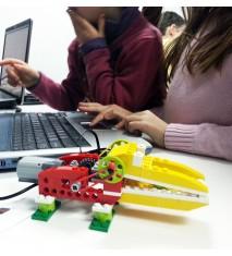 Taller de robótica para jóvenes