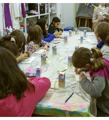 ¡Celebra tu cumple con un creativo taller para decorar vistosas bolsas!