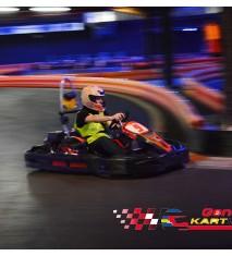 Karting para tres