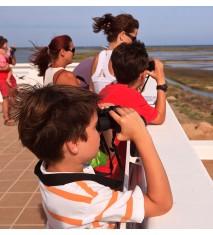 Tierra, mar, aves y peces en el Delta del Ebro
