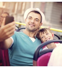 Paseo en bus turístico por Toledo