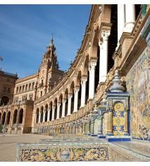 Ruta cultural guiada por Sevilla