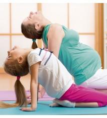 Yoga en familia (Valladolid)