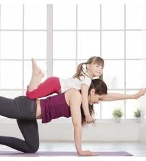 Yoga en familia (La Coruña)