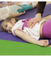 Yoga en familia (Sevilla)