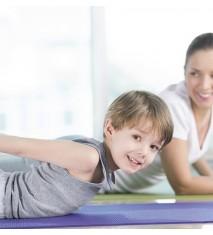 Yoga en familia (Burgos)