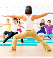 Yoga para niños/as