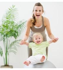 Yoga para mamás y bebés (Ciudad Real)