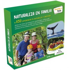 Naturaleza en familia